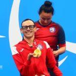 Alberto Abarza, campeón paralímpico en Tokio 2020.