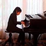 Vincent Triviño gana la 18° versión del concurso de Piano de ALAPP